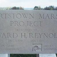 Hartstown Marsh Project